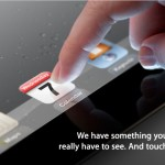 Ipad invitation Graphic From apple